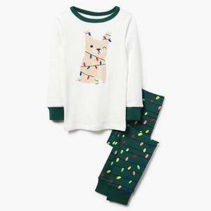 Gymboree Holiday Pajamas